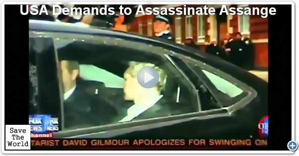 USA Demands to Assassinate Assange